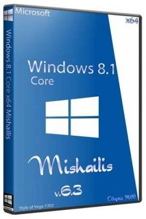 Windows 8.1 Core Mishailis x64 (2013) �������