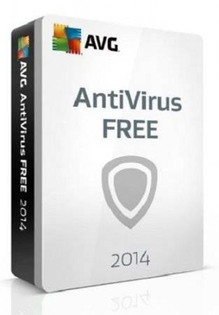 AVG antivirus Free Edition 2014.0.4335 (2014) PC
