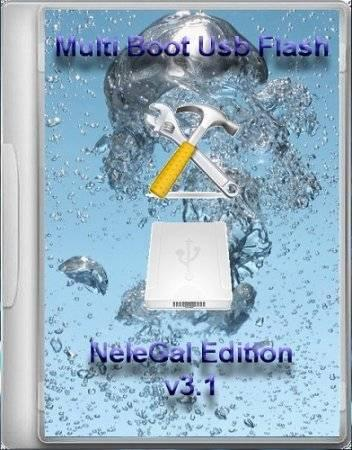Multiboot USB �onstructor NeleGal Edition UEFI v3.1