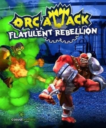 Orc Attack: Flatulent Rebellion (2014/PC/Eng)