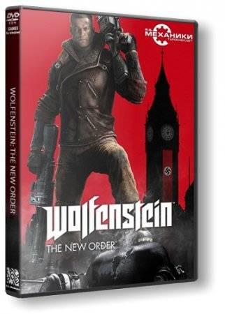 Wolfenstein: The New Order (2014/PC/Rus) RePack by R.G. Механики