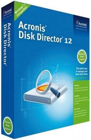 Acronis Disk Director 12.0.3219 Final ML/RUS