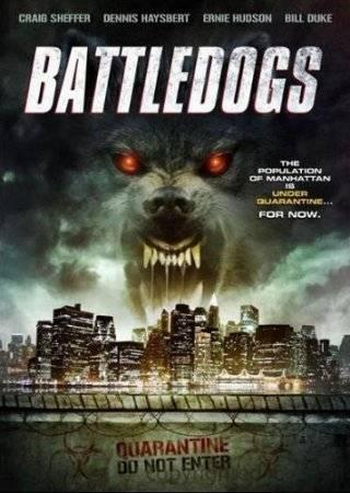 ������ ��� / Battledogs (2013) HDRip