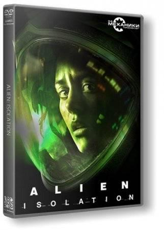 Alien: Isolation - Digital Deluxe Edition (2014/PC/RUS|ENG) RePack �� R.G. ��������
