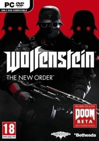 Wolfenstein: The New Order (2014/PC/Rus) RePack by XLASER