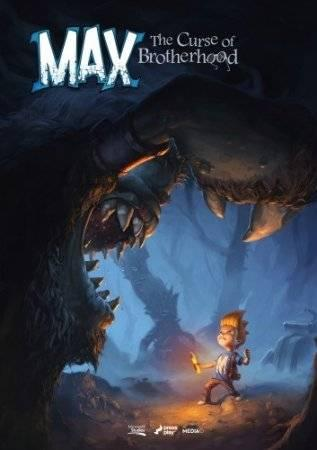 Max: The Curse of Brotherhood (2014/PС/Eng)