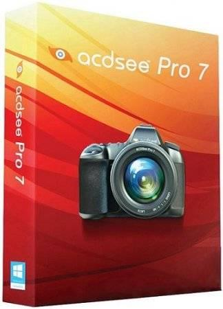 ACDSee Pro 7.1 Build 163 Final (2014/RUS/x86/x64/RePack) by BoforS