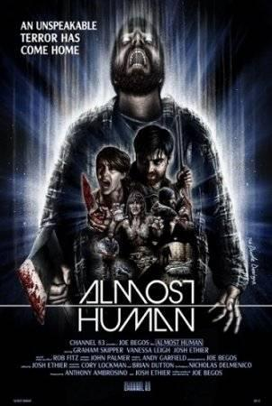 Почти человек / Almost Human (2013) HDRip