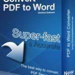 Convert PDF to Word 3.3.1 Final