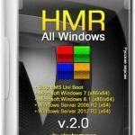 HMR All Windows v.2.0 x86/x64 by Alexhammer (RUS/2014)