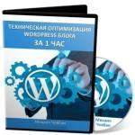 Техническая оптимизация wordpress блога за 1 час (2014) Видеокурс